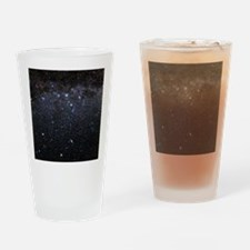 Cassiopeia and Andromeda constellat Drinking Glass