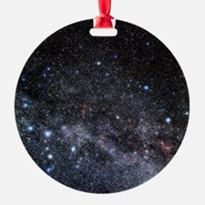 Cassiopeia and Cepheus constellatio Ornament