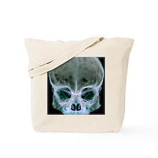 Child's skull Tote Bag
