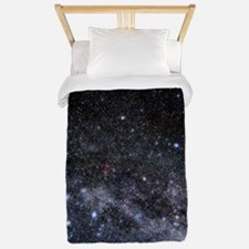 Cassiopeia and Cepheus constellations Twin Duvet