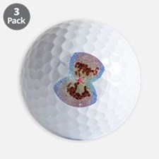 Cell division Golf Ball