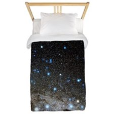 Centaurus and Crux constellations Twin Duvet