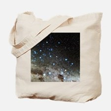 Centaurus and Crux constellations Tote Bag