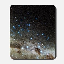 Centaurus and Crux constellations Mousepad