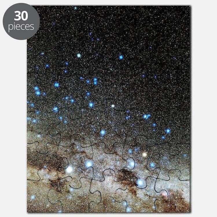Centaurus and Crux constellations Puzzle