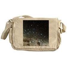 Centaurus and Crux constellations Messenger Bag