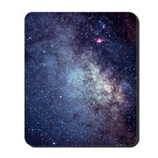 Central Milky Way in constellation Sagit Mousepad