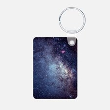 Central Milky Way in const Keychains