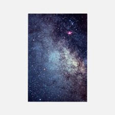 Central Milky Way in constellatio Rectangle Magnet