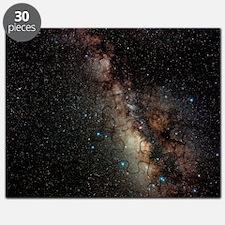 Centre of Milky Way Puzzle
