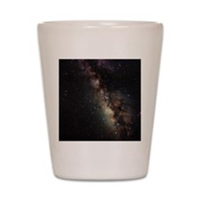 Centre of Milky Way Shot Glass