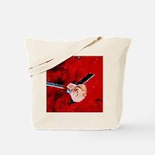 COBE satellite Tote Bag