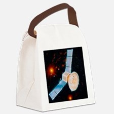 COBE: Cosmic Background Explorer  Canvas Lunch Bag
