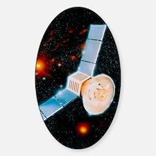 COBE: Cosmic Background Explorer Sa Decal