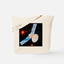 COBE: Cosmic Background Explorer Satellit Tote Bag