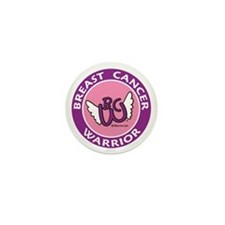 BCW Logo Mini Button