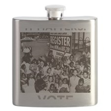 REGISTER AND VOTE! Flask