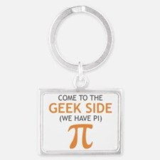 Come to the Geek Side - We Have Landscape Keychain
