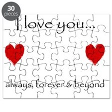 Always, Forever, Beyond Puzzle
