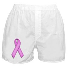Stronger than Cancer Ribbon Boxer Shorts