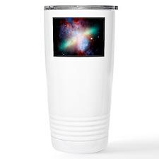 Cigar galaxy (M82), composite i Travel Mug