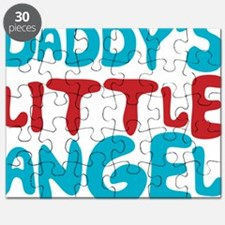 Daddy's Little Angel Puzzle