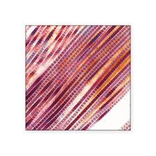 """Collagen fibres Square Sticker 3"""" x 3"""""""