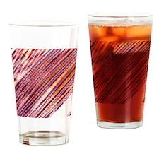 Collagen fibres Drinking Glass