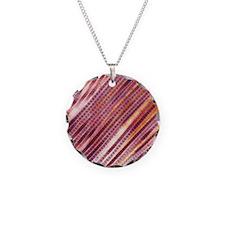 Collagen fibres Necklace