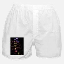 Colliding galaxies Boxer Shorts