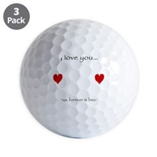 Always, Forever, Beyond Golf Ball