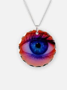 Colour vision: spectrum of l Necklace