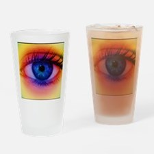 Colour vision: spectrum of light an Drinking Glass