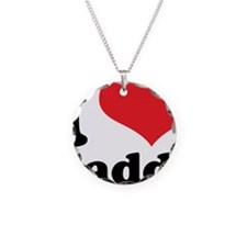 I Heart Daddy Necklace