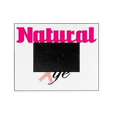 Breast Cancer Natural Survivor Tee Picture Frame