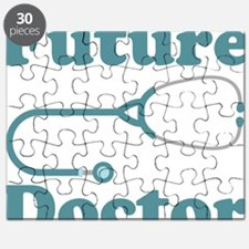 Future Doctor With Stethoscope Puzzle