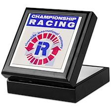 Riverside Raceway Keepsake Box