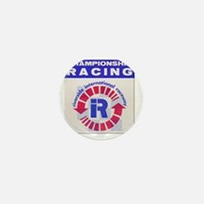 Riverside Raceway Mini Button