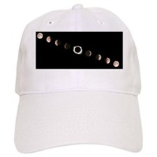 Composite image of the phases of the Moon Baseball Cap