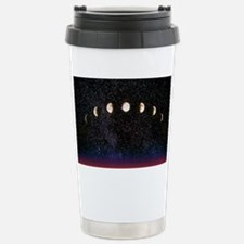 Composite time-lapse image of t Travel Mug
