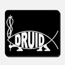 Druid Fish Mousepad