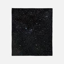 Comet Holmes in Perseus, November 20 Throw Blanket