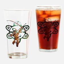 TAINO HUNTER Drinking Glass