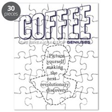 Coffee: Breakfast of Geniuses Puzzle