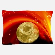 Composite image of the moon Pillow Case