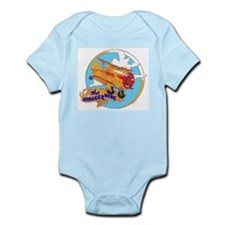 STAGGERWING III Infant Bodysuit