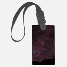 Composite image of Halley's Come Luggage Tag