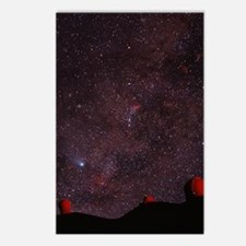 Composite image of Halley Postcards (Package of 8)