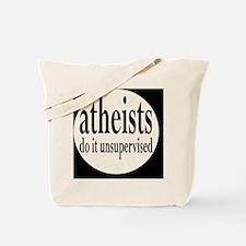 unsupervisedbutton Tote Bag