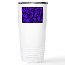 Bright Purple Travel Coffee Mug